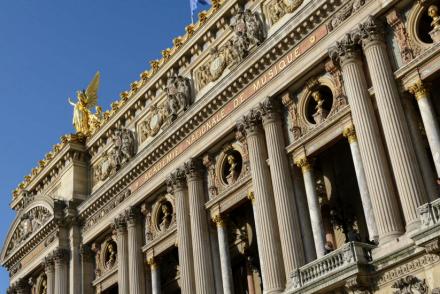 Façade opéra garnier - MALLE ETHNIK - CONCIERGERIE